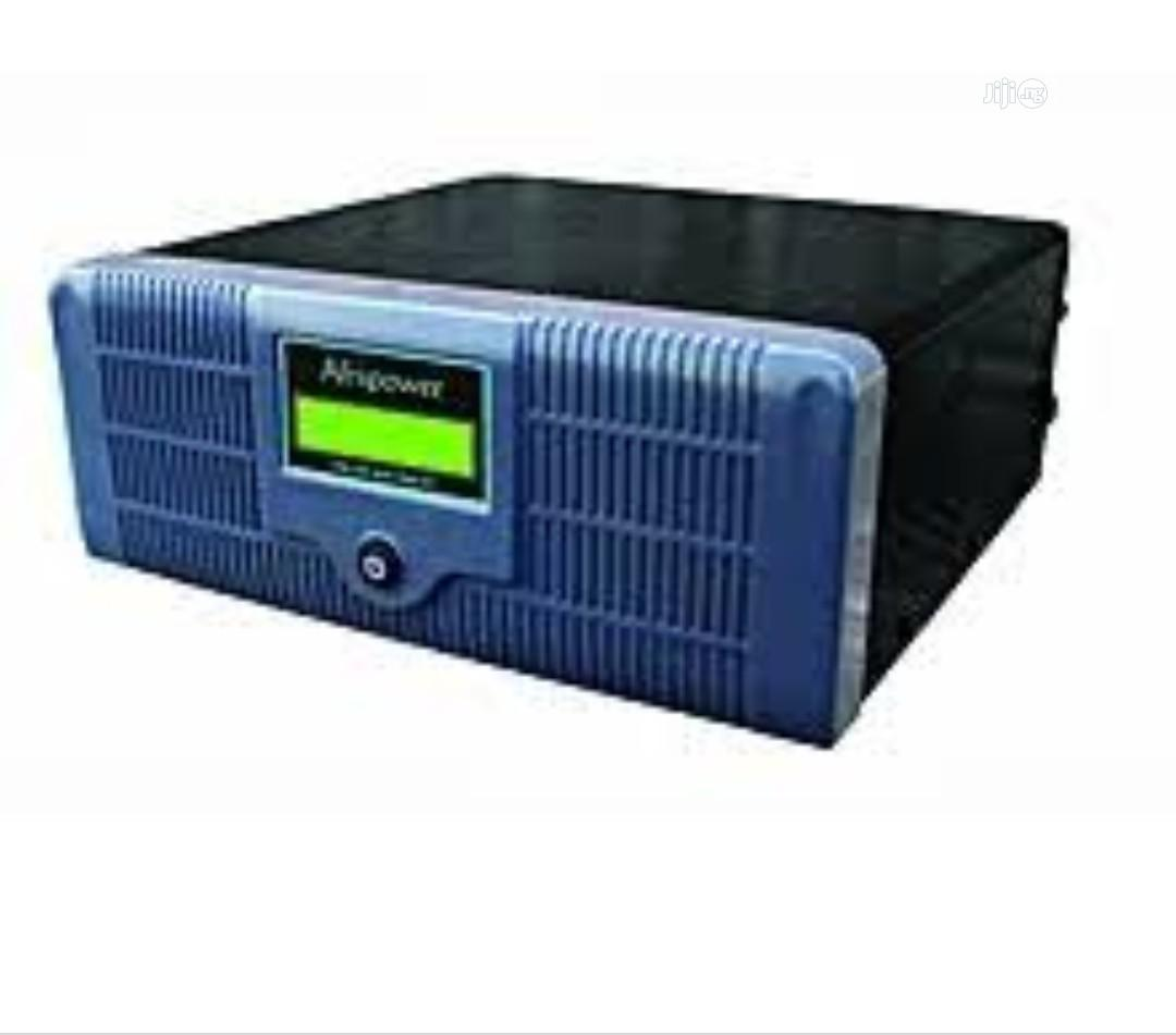 1kva 12V Afriipower Pure Sine Wave Indian Inverter