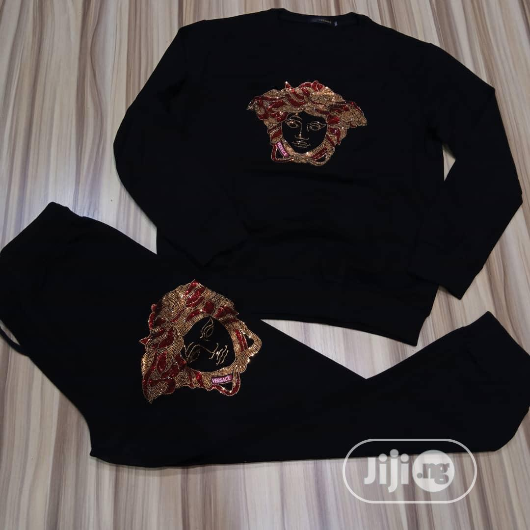 Designer Two Piece Track Suit And Joggers | Clothing for sale in Lagos Island (Eko), Lagos State, Nigeria