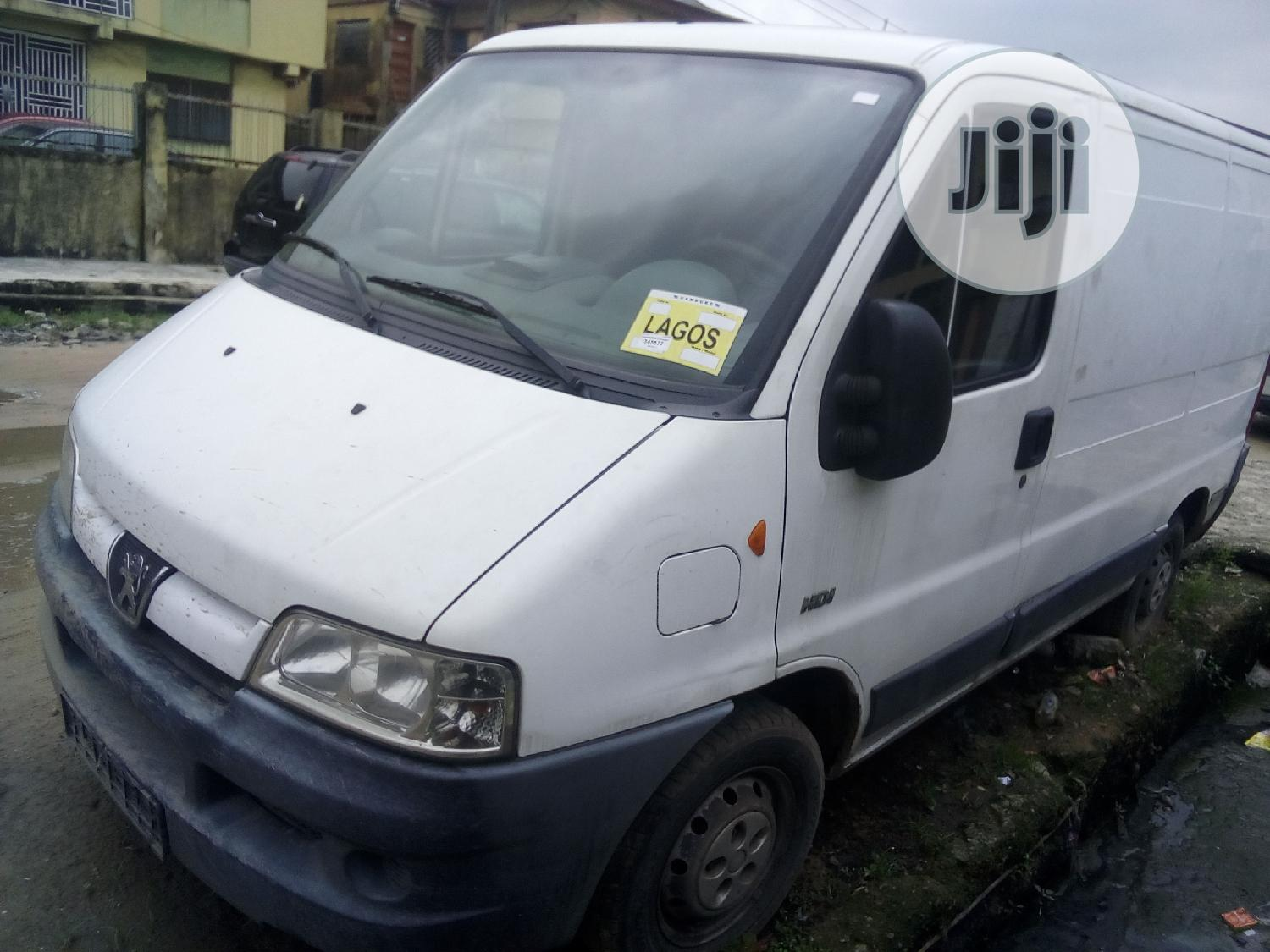 Peugeot : Boxer | Buses & Microbuses for sale in Apapa, Lagos State, Nigeria