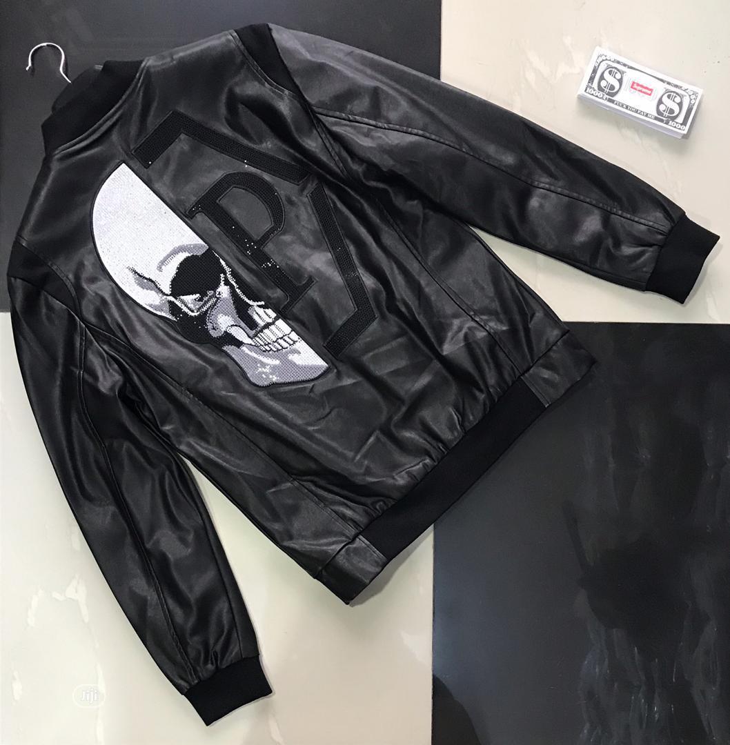 Designer Biker Leather Jackets | Clothing for sale in Lagos Island (Eko), Lagos State, Nigeria