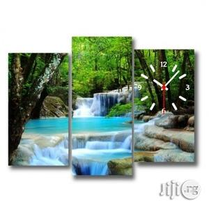 Waterfall Canvas Wall Art CP022 - 3 Piece | Home Accessories for sale in Lagos State, Agege