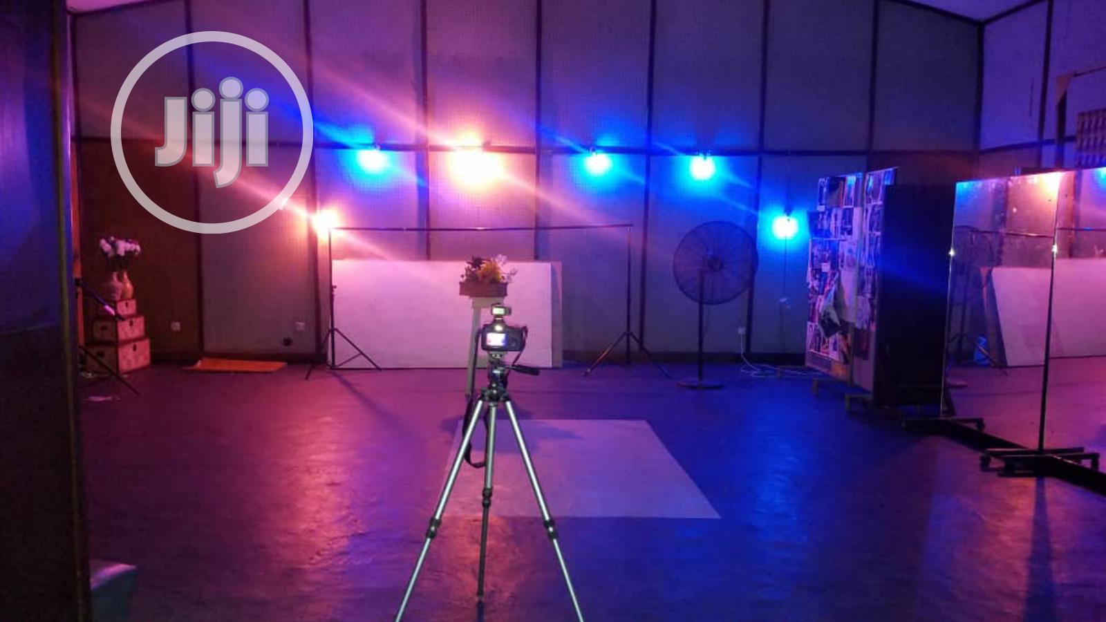 Studio Rental For Video Production And Photo Shoots