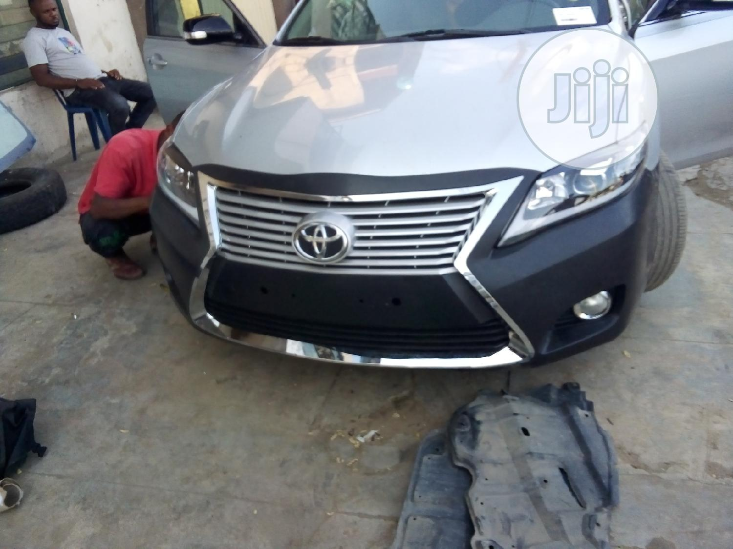 Toyota Camry Upgrade To Lexus Face | Vehicle Parts & Accessories for sale in Mushin, Lagos State, Nigeria