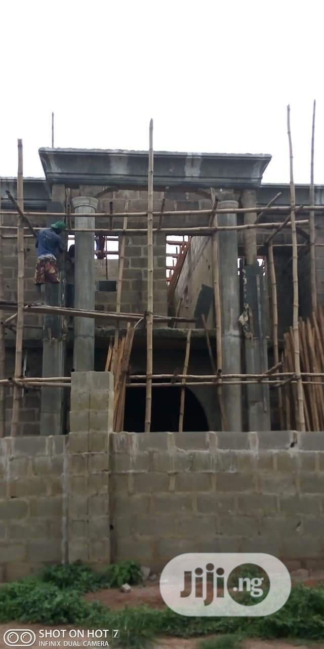Archive: P.O.P For Pilar, Windows Wood, Parafet, Ceiling P.O.P