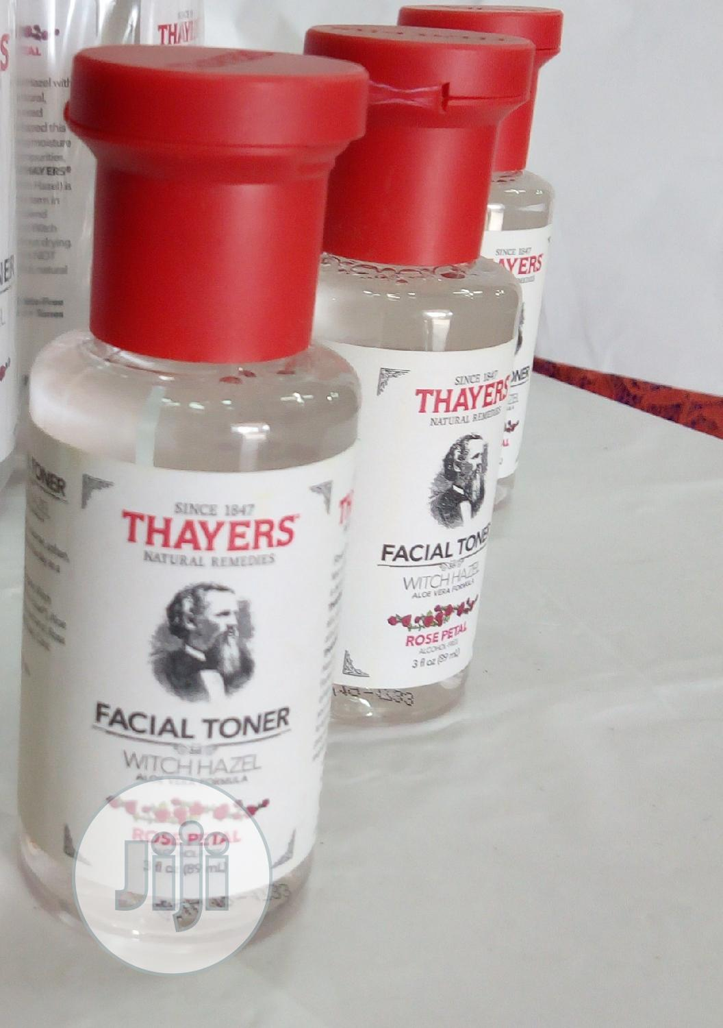 Thayers Witch Hazel Facial Toner Small