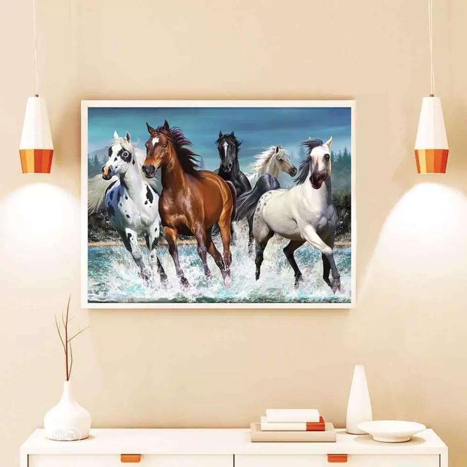 36x24 Framed Artwork | Arts & Crafts for sale in Ajah, Lagos State, Nigeria