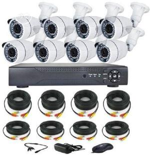 CCTV Kit-high Definition(AHD) With Remote View 8 Channels   Security & Surveillance for sale in Lagos State, Ikeja