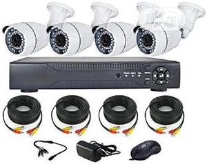 CCTV Kit-high Definition(AHD) With Remote View 4 Channels   Security & Surveillance for sale in Lagos State, Ikeja