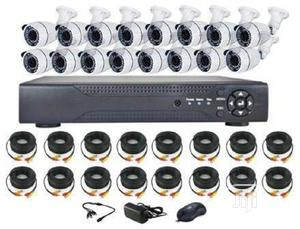CCTV Kit-high Definition(AHD) With Remote View 16 Channels   Security & Surveillance for sale in Lagos State, Ikeja