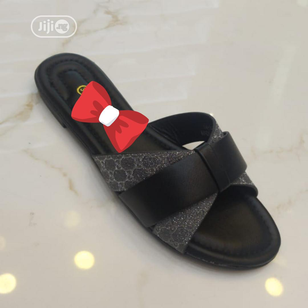 Fashionable Ladies Wedge Slippers Available | Shoes for sale in Ajah, Lagos State, Nigeria