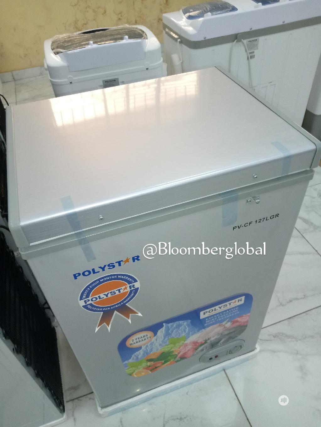 Table Top Chest Freezer 127L   Kitchen Appliances for sale in Ojo, Lagos State, Nigeria