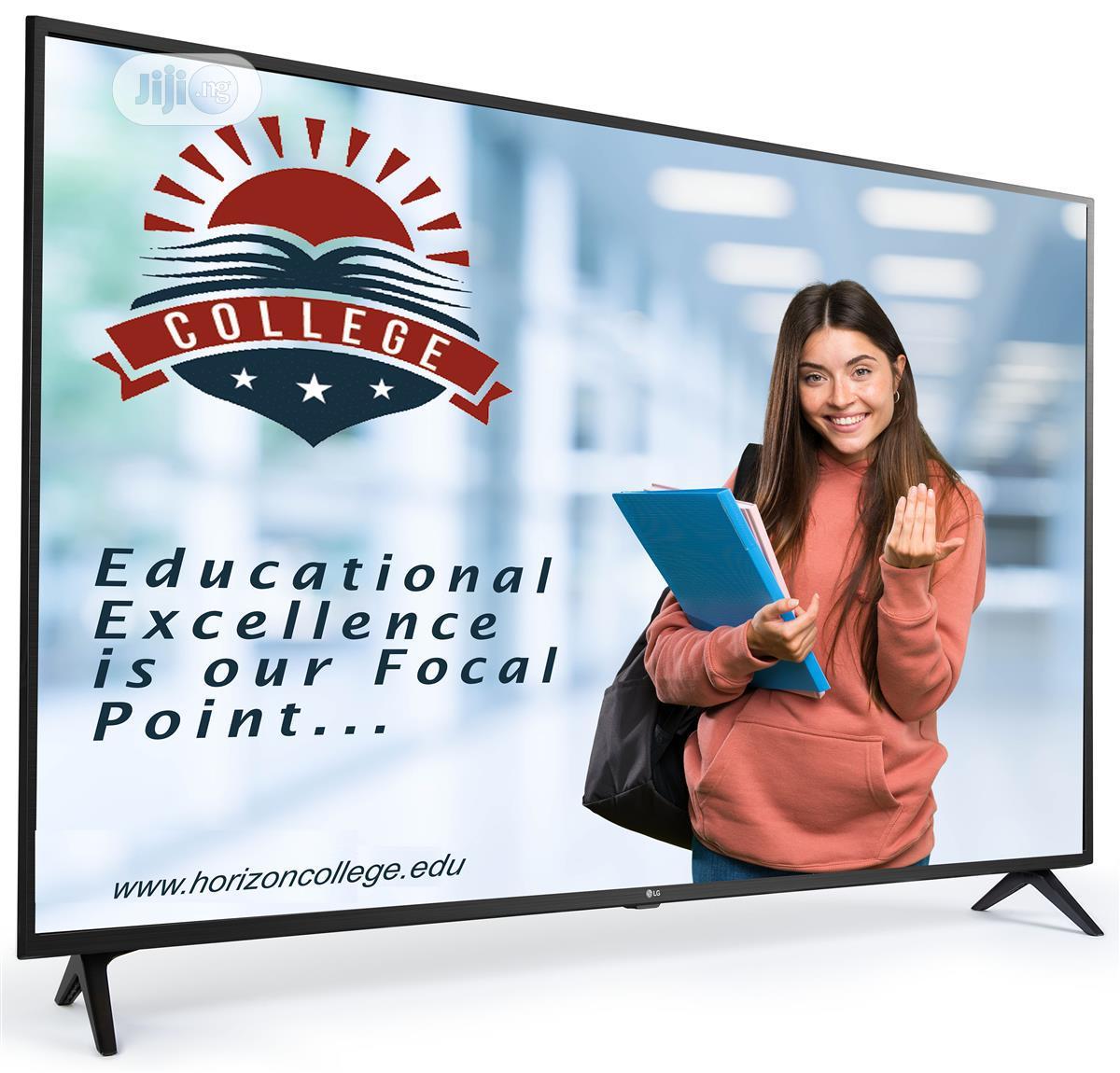 LG 86-inch UHD 4K Smart TV (86UM75) Webos Magic Remote   TV & DVD Equipment for sale in Ojo, Lagos State, Nigeria