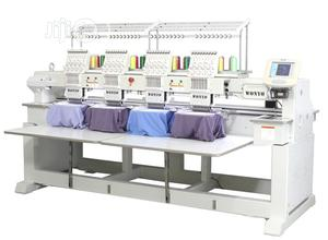 Digital Monogram 4heads Embroidery Machine | Manufacturing Equipment for sale in Imo State, Owerri