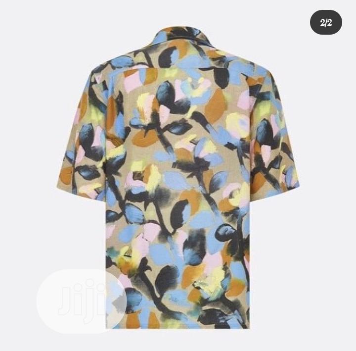 Rhude Wolf Printed Shirt