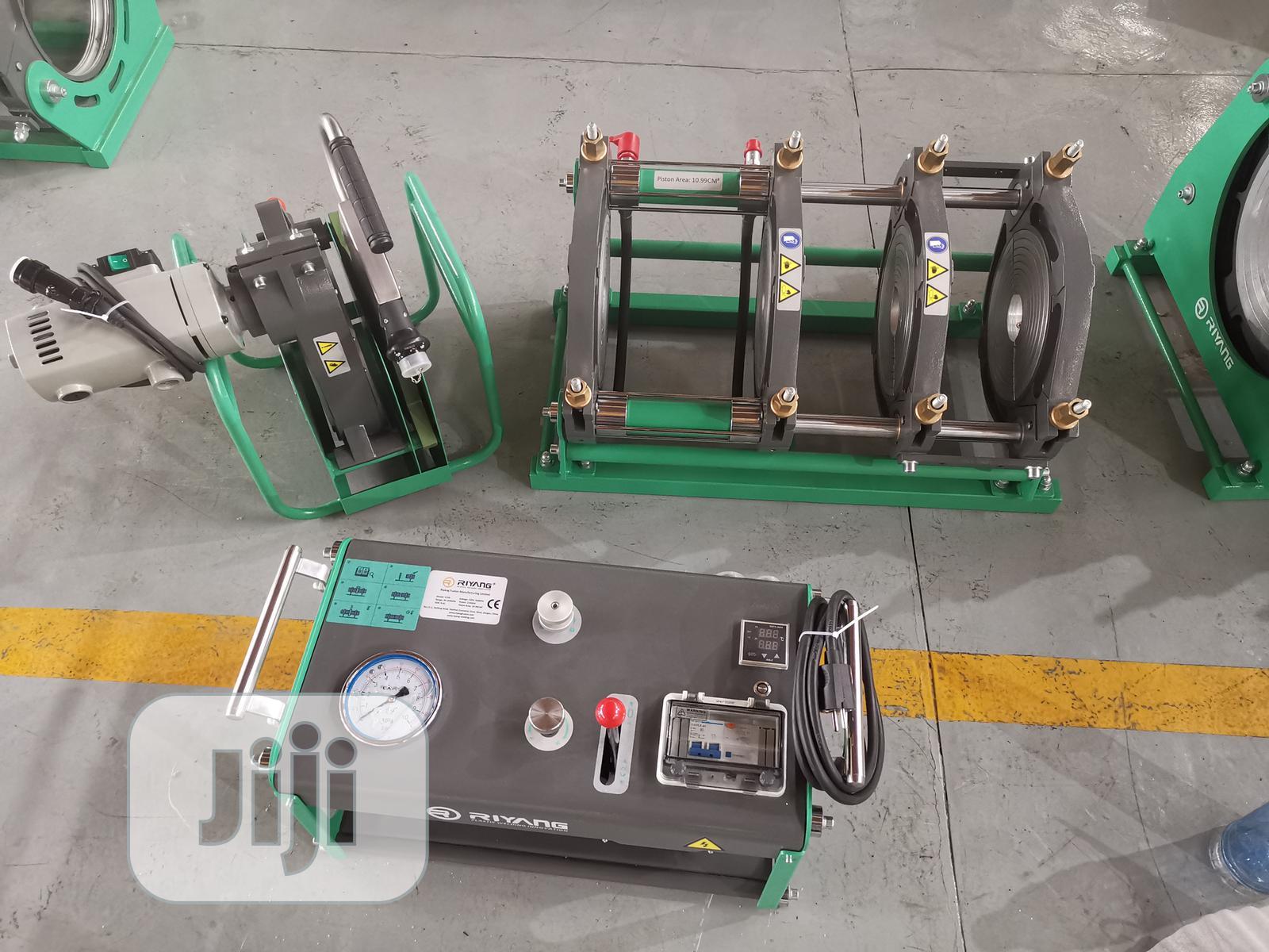 315mm HDPE Butt Fusion Welding Machine Factory Price
