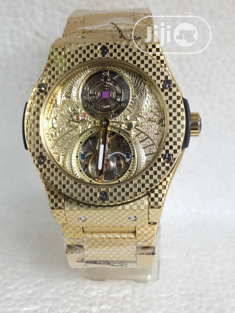 Archive: Premium Chain And Leather Wrist Watches