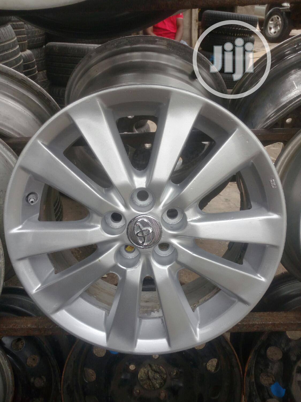 16 Rim For Toyota Corolla