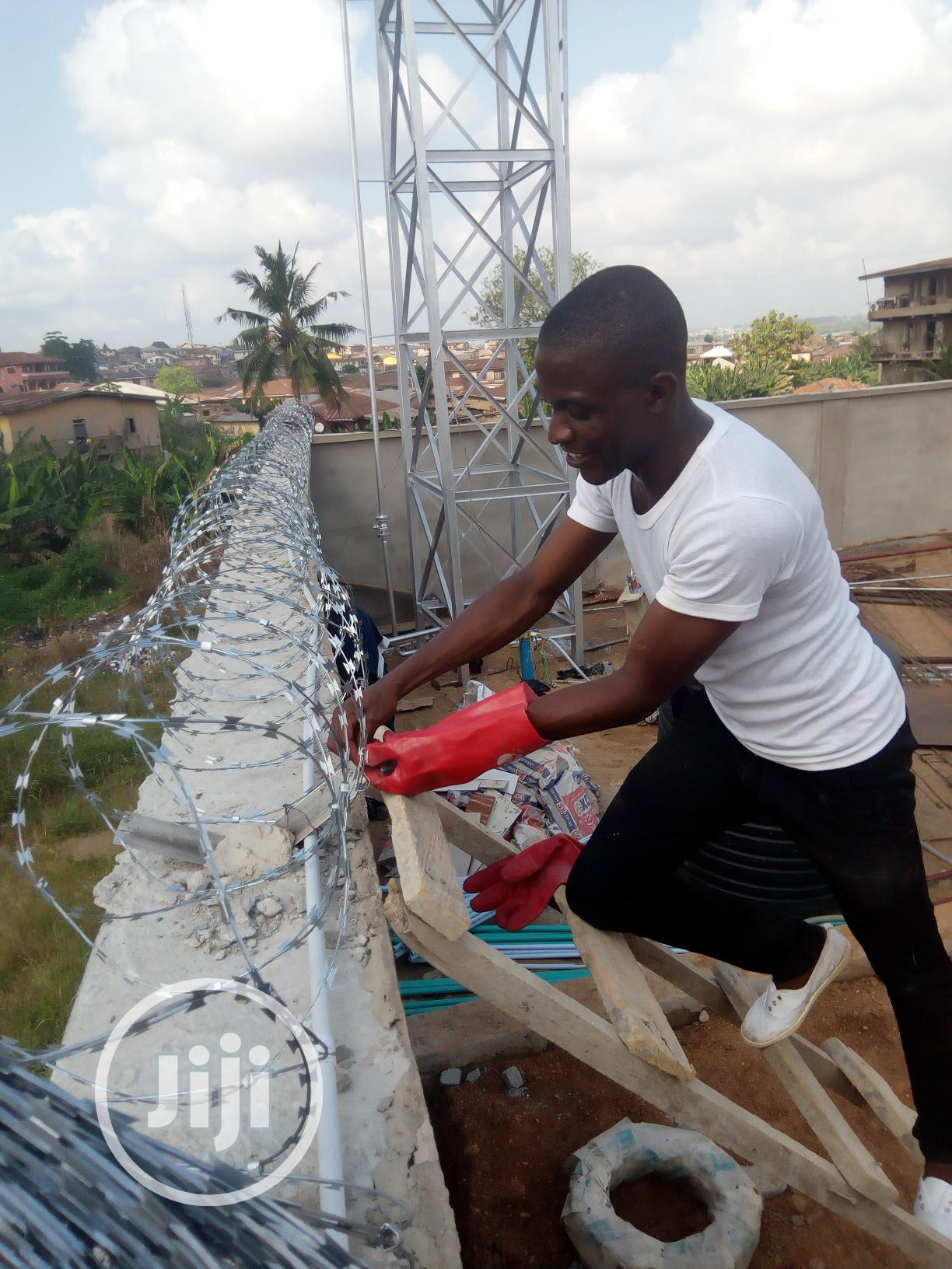 Barbwire And Electric Fence Installations | Building & Trades Services for sale in Ogun State, Nigeria