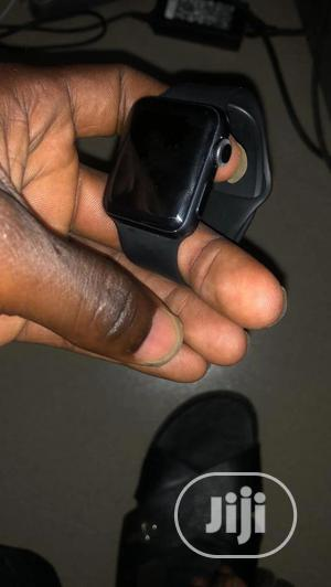 Locked Iwatch Series 3 | Smart Watches & Trackers for sale in Lagos State, Ikeja