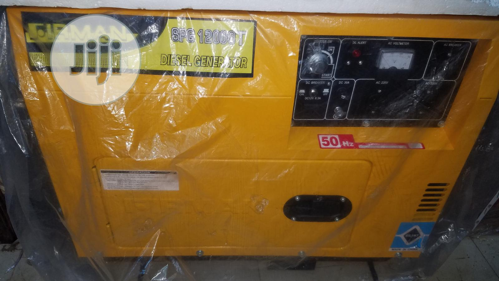 Archive: Firman 10kva Generator