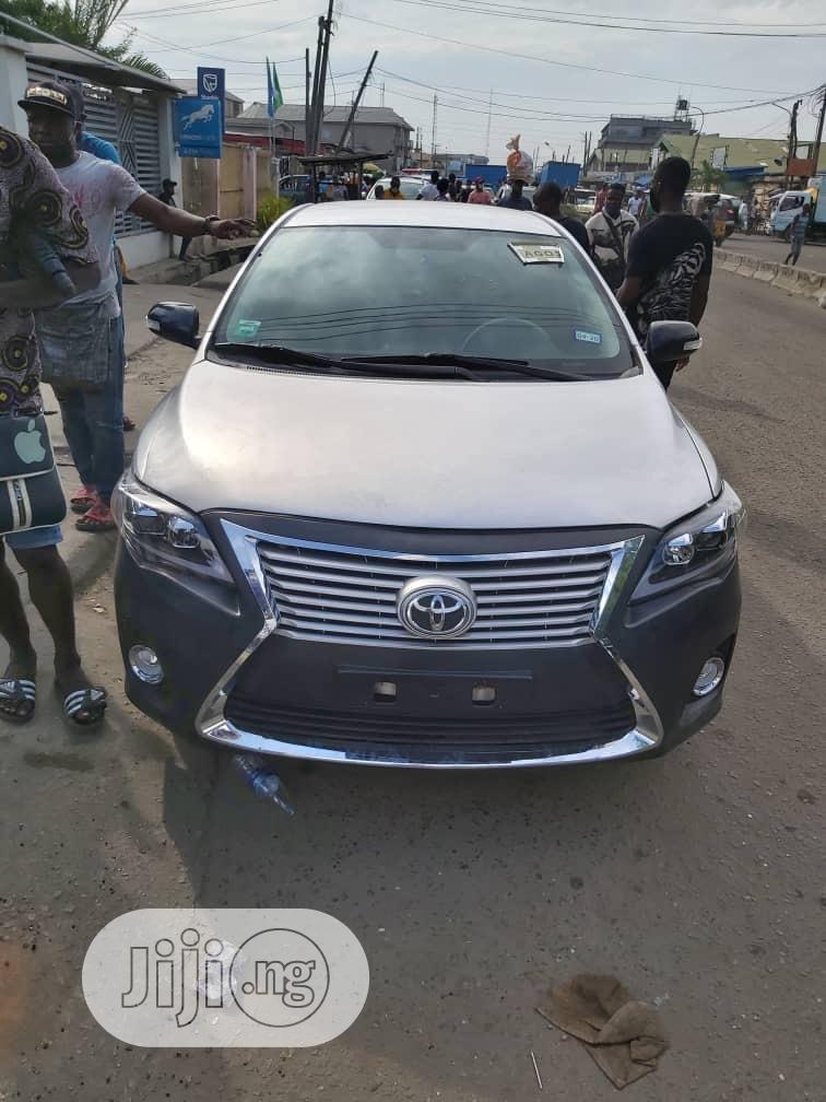 Toyota Corolla Upgrades To Lexus Face