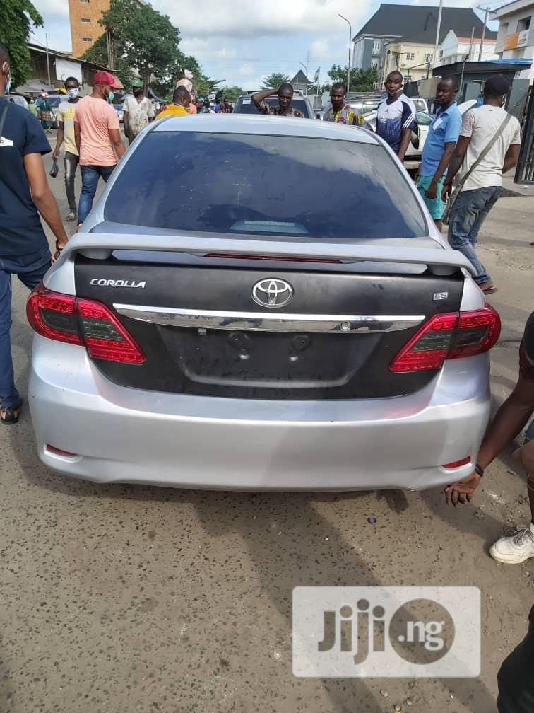 Toyota Corolla Upgrades To Lexus Face | Vehicle Parts & Accessories for sale in Mushin, Lagos State, Nigeria