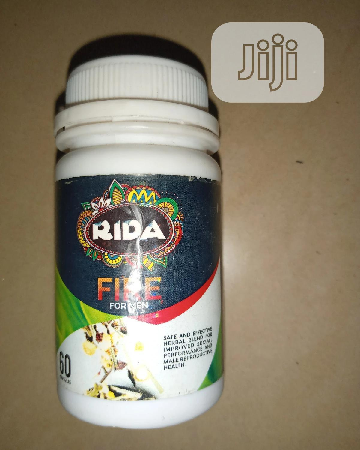 Archive: Rida FIRE For Men