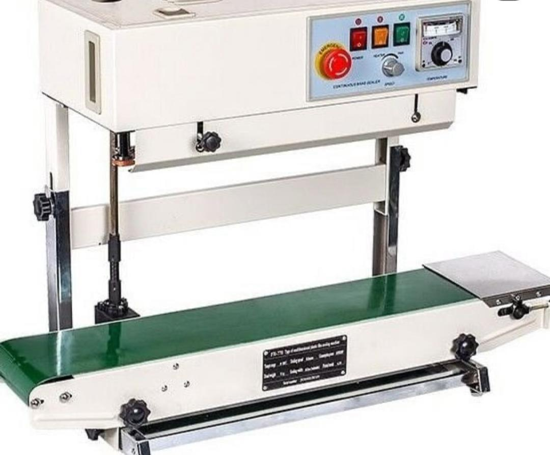 Continue Band Sealing Machine With Reliable Quality