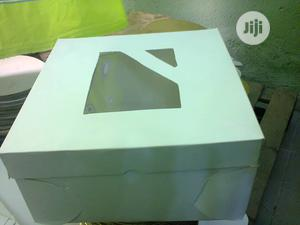 Cake Box And Cake Board   Meals & Drinks for sale in Lagos State, Oshodi