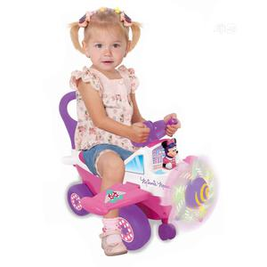 Disney Minnie Mouse Plane Light And Sound Activity Ride On   Toys for sale in Lagos State, Ifako-Ijaiye