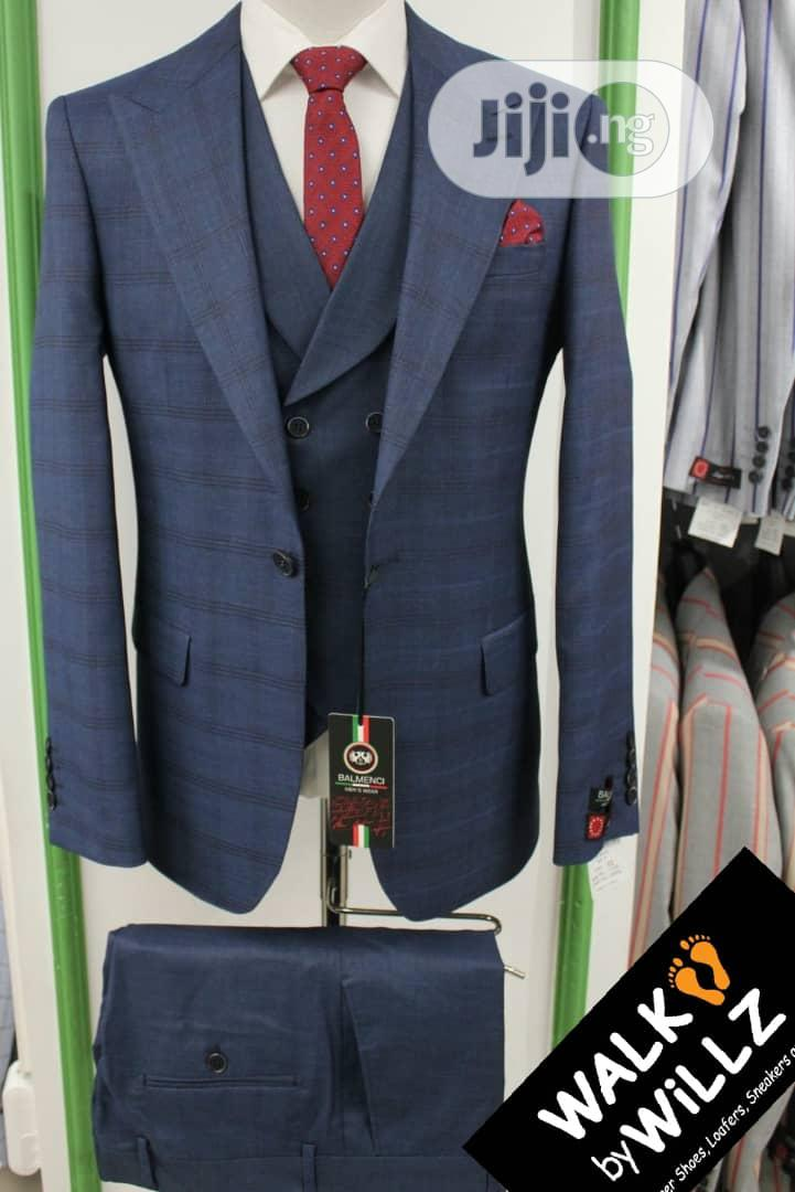Checkers Suit