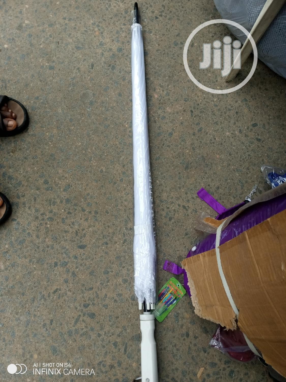 Archive: Umbrella White