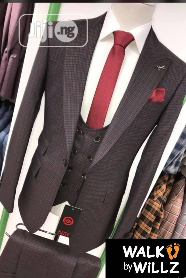 Brown Checkers | Clothing for sale in Lagos Island, Lagos State, Nigeria
