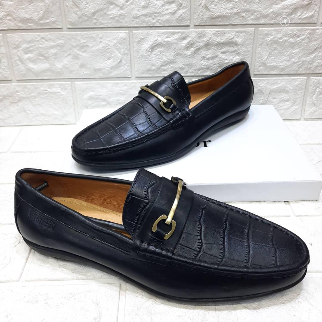 Men's Leather Flat Shoes | Shoes for sale in Lagos Island (Eko), Lagos State, Nigeria