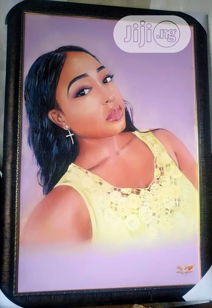 Portrait, Pictures Drawing Artist. | Arts & Crafts for sale in Ikeja, Lagos State, Nigeria