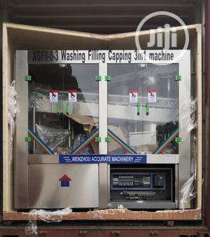 Bottle Water Bottle Filling Bottle Water Machine   Manufacturing Equipment for sale in Lagos State, Ojo