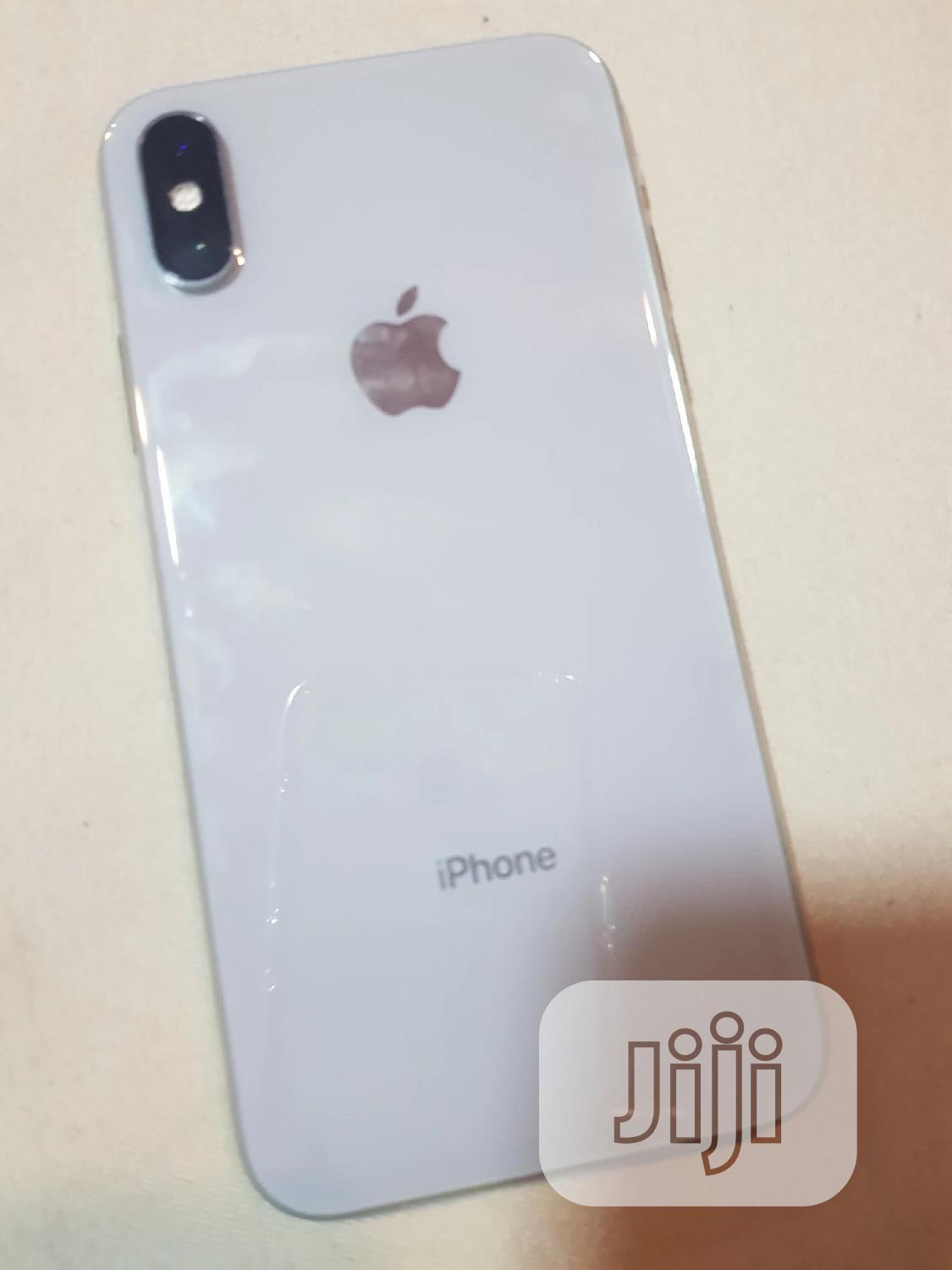 Apple iPhone XS 64 GB White | Mobile Phones for sale in Ikeja, Lagos State, Nigeria