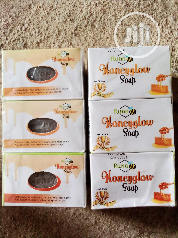 Archive: Runo Honeyglow Soap