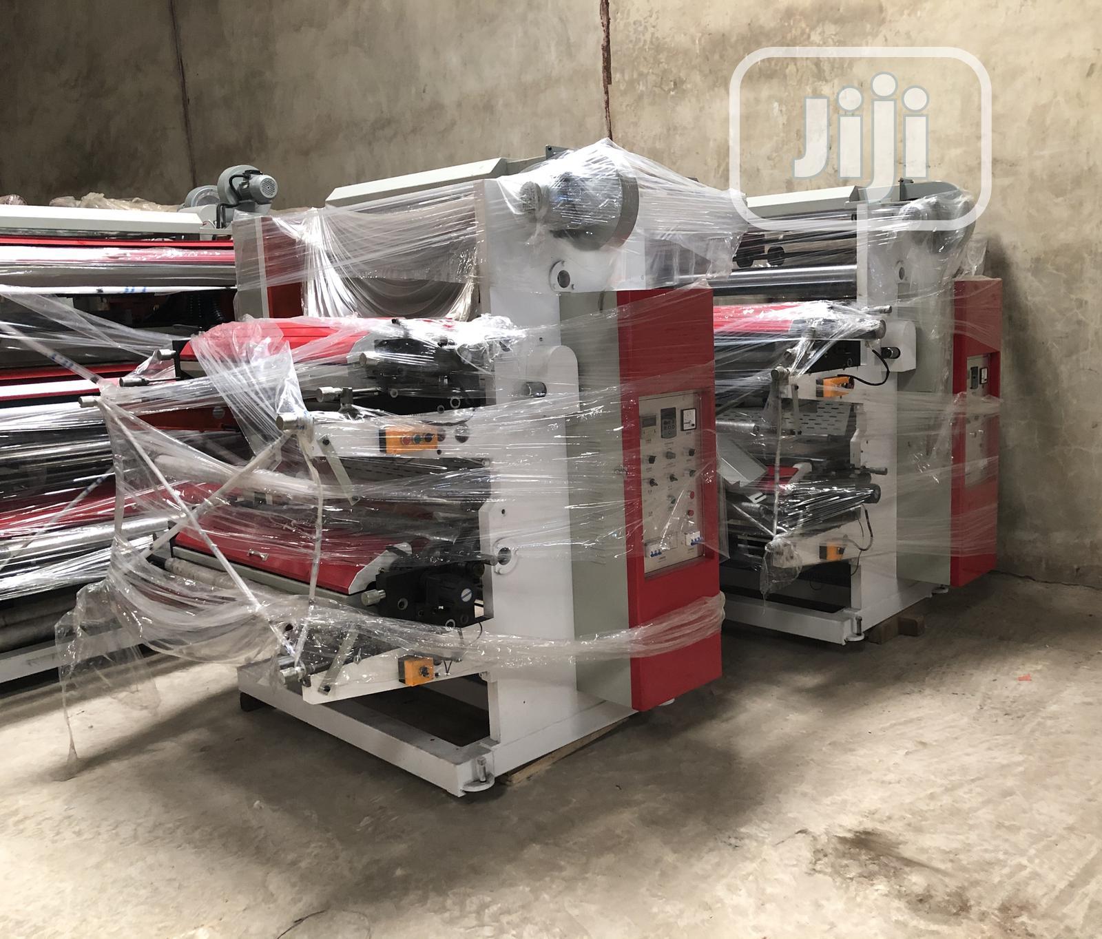 Nylon Printing Flexo Printing Nylon Printing Machine