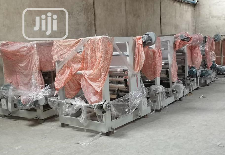 Nylon Printing Flexo Printing Nylon Printing Machine   Manufacturing Equipment for sale in Ojo, Lagos State, Nigeria