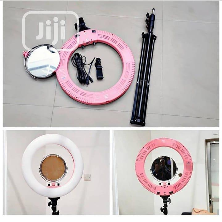 Rechargeable Ring Light