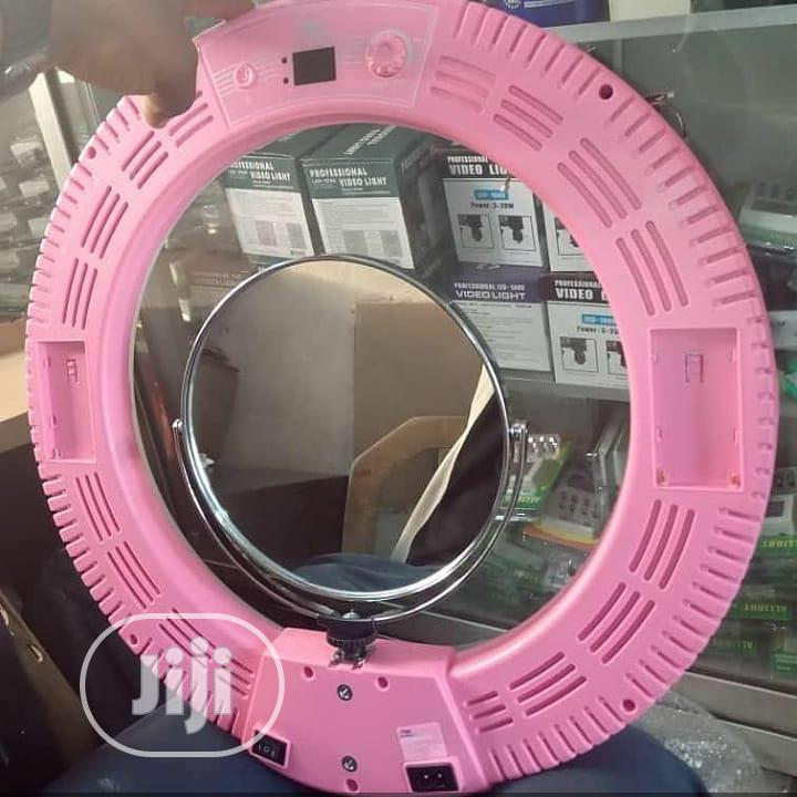 Rechargeable Ring Light | Accessories & Supplies for Electronics for sale in Amuwo-Odofin, Lagos State, Nigeria