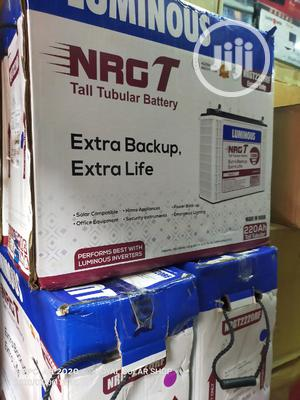 Luminous 220ah 12V TUBULAR Battery