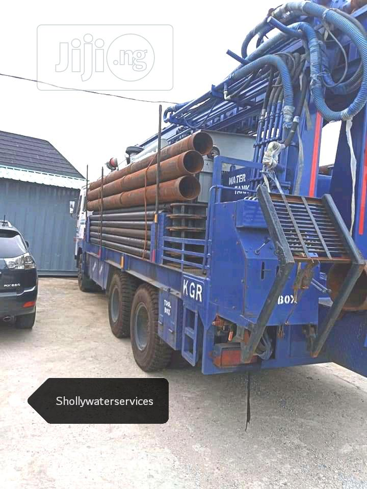 Water Borehole Drilling Company In Abuja
