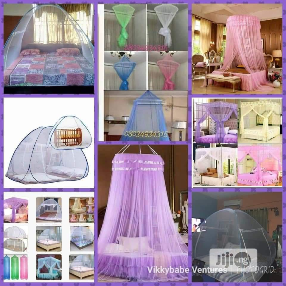 Foldable Tent Mosquito Net and Royale Hanging Mosquito Net