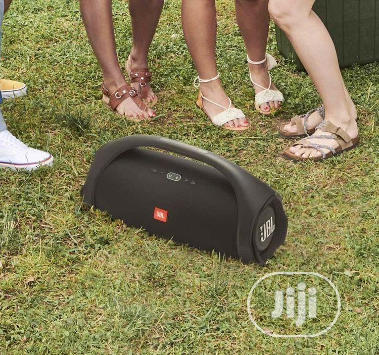 BRAND NEW JBL BOOMBOX 2 Powerful Bluetooth Speaker | Audio & Music Equipment for sale in Ikeja, Lagos State, Nigeria