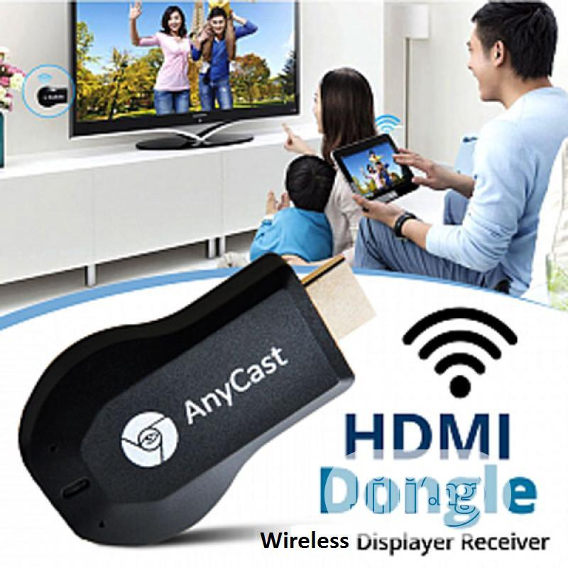 Anycast HDMI Wireless Display Adapter Wifi | Accessories & Supplies for Electronics for sale in Ikeja, Lagos State, Nigeria