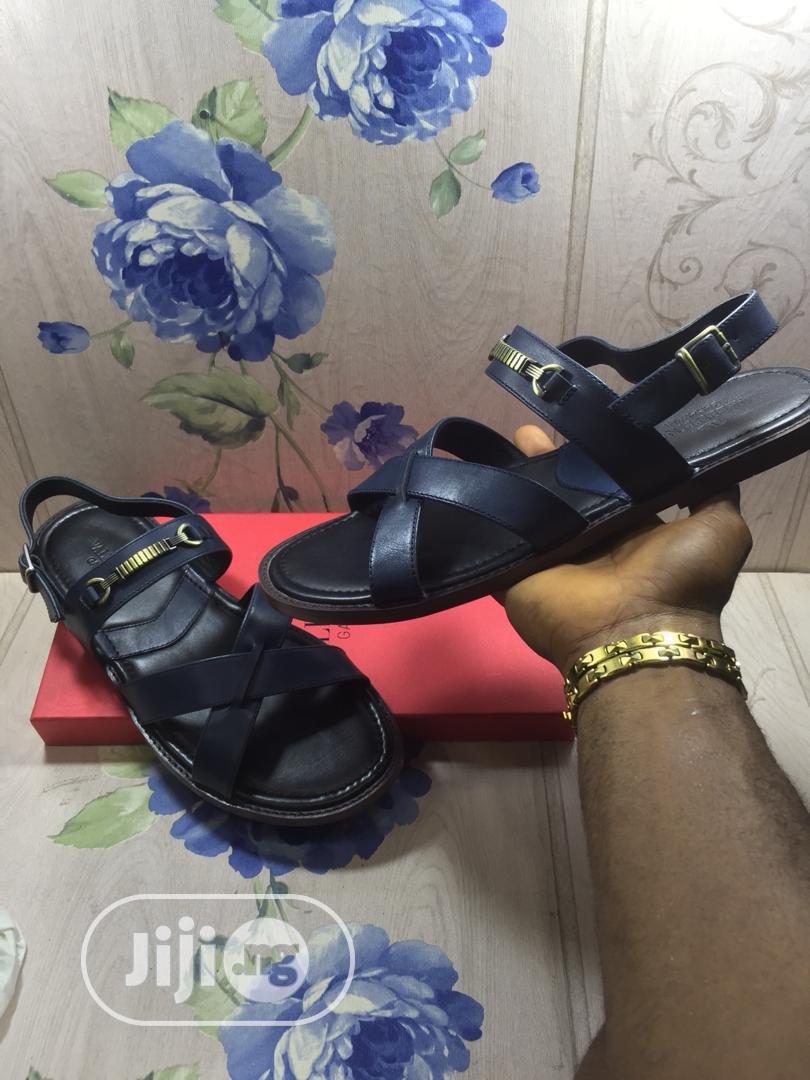 Quality Men's Leather Sandals
