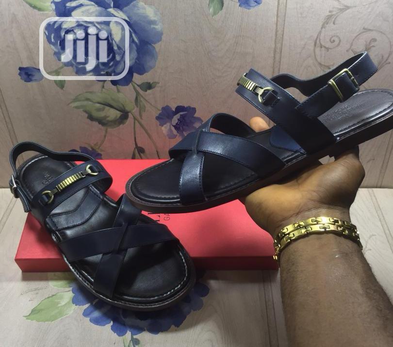 Quality Men's Leather Sandals   Shoes for sale in Lagos Island (Eko), Lagos State, Nigeria
