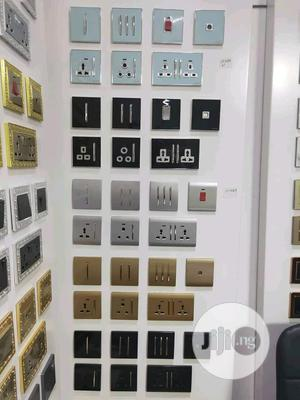 Gold And Silver 13amp Socket   Home Accessories for sale in Lagos State, Ajah